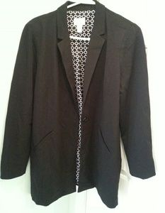 Women's size Chico's 2 black blazer/jacket